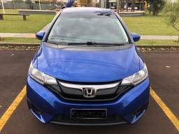 Honda Fit EXL automático - 2016