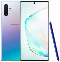 Galaxy Note 10 Plus 256 gb branco