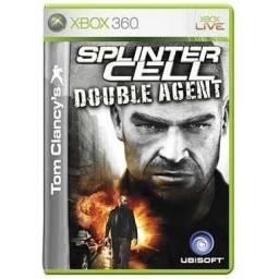 Splinter Cell Double Agent Xbox 360 Mídia Física