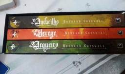 Box - A Busca do Graal - 3 Volumes
