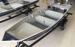 Barco Amazonas 500 SL Especial c/ carreta rodoviária - 2019