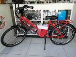 Bicicleta elétrica 48cc