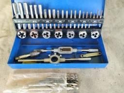 Várias ferramentas