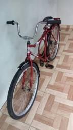 Vendo bike globo nova novinha com nota e tudo por apenas 300 reais