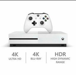 Vendo ou troco Xbox one s 1 TB