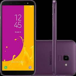 Samsung J6 32GB, 1 mês de uso, em perfeito estado