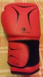 Luva box/muay thai NOVA