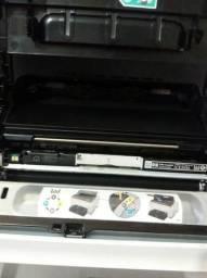 Impressora Semi nova HP color CP 1025