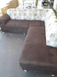 Jogo de sofá usado precinho