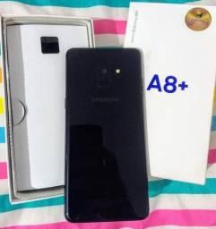 Samsung galaxy a8 + plus