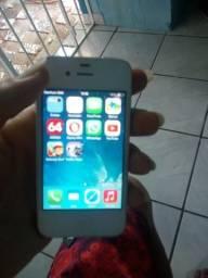 Iphone 4s todo bom desbloqueado