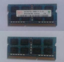 Memoria hynix ddr3 4GB para notebook