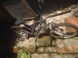 Bicicleta Caloi Com Rodinhas Para Criança
