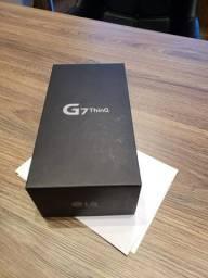 OFERTA LG G7 Thinq 64GB 4GB RAM Octa Core Câmera Dupla Frontal 8MP LACRADOS+NF