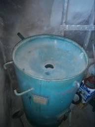Maquina para jateamento industrial de 280 litros