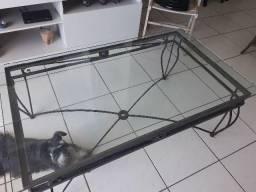 Centro em vidro