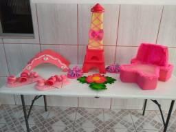 Itens decoração infantil Barbie