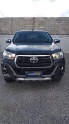 Toyota Hilux SRV ano 2019 impecável!