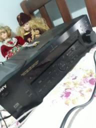 Receiver sony modelo str De485