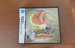 Pokemon Heart Gold e Diamond- NDS