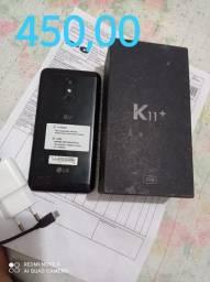 Vendo lindo celular K11+Plus