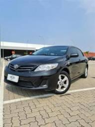 Toyota Corolla GLI 1.8 flex 16V aut. aut baixo km 1 ano garant motor cambio
