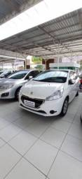 PEUGEOT 208 2014/2015 1.5 ACTIVE 8V FLEX 4P MANUAL