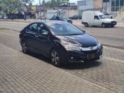 CITY 2014/2015 1.5 EXL 16V FLEX 4P AUTOMÁTICO