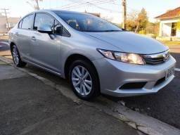 Honda Civic Sedan LXS 1.8/1.8 Flex 16V Aut. 4p 2015 Flex