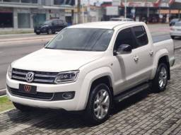 AMAROK 2016/2016 2.0 HIGHLINE 4X4 CD 16V TURBO INTERCOOLER DIESEL 4P AUTOMÁTICO