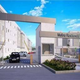 Melina Residencial - Apartamento 2 quartos em Mirassol, SP - 39m² - ID3975