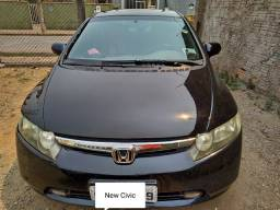 New Civic - R$ 25.000,00