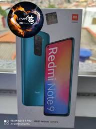 Xiaomi é na Level UP! Redmi Note 9 em Promoção.. Novo! Pronta entrega