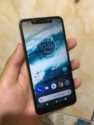 Motorola one 64gb r$550,00