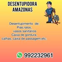 Desentupidora Amazonas 24horas