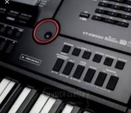 Vendo teclado novo top. Ctx 3000