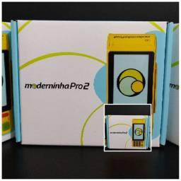 Título do anúncio: Promoção em moderninha pro2, imprimi comprovante, 5 anos de garantia