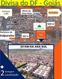 Garanta já Aprovação facilitada! Valparaíso 1 até 100 % mcmv 2 qtos cidade jardins