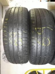 Pneus 195/55r16 Pirelli P7