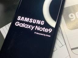 Samsung Galaxy Note 9 de 128gb, 100%, Conservado, 2 Cases