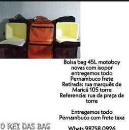 Bags motoboy entregamos novas