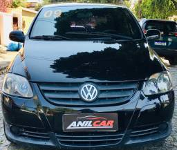 Volkswagen Black Fox Mi 1.0 2009 Preto Manual Flex