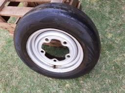 Roda de Kombi Corujinha 1975