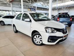 Etios X Sedan 1.5 Aut. 2019