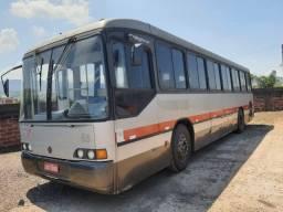 Ônibus Rodov. MBenz OH 1621,, traseiro 1997, Viale, 48 recl.p/ 33 Mil