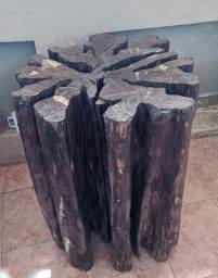 Tronco de madeira (Jaqueira)