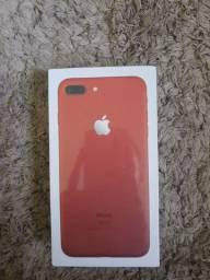 iPhone 7 plus Novo Lacrado 256 g