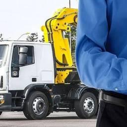 Curso de operador de caminhão munck!!!<br>Inscrições abertas para Santa Cruz do Sul.
