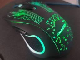 Mouse Gamer Top H´Maston X9 Gaming Original