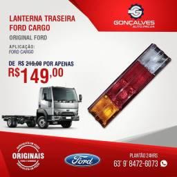 LANTERNA TRASEIRA FORD CARGO ORIGINAL FORD
